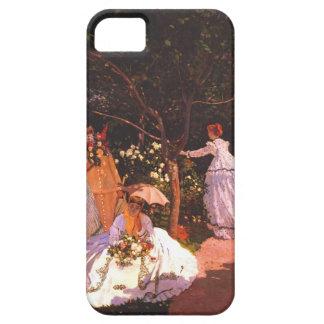 Claude Monet Women in the Garden iPhone 5 Covers