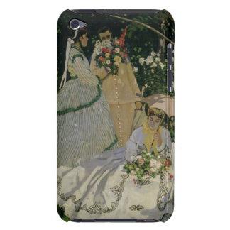 Claude Monet | Women in the Garden iPod Touch Case