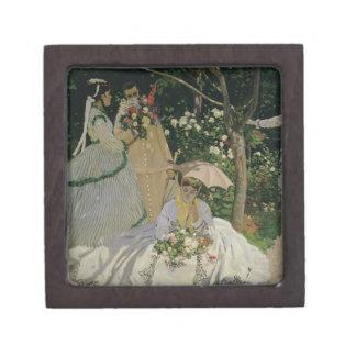 Claude Monet | Women in the Garden Keepsake Box