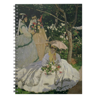 Claude Monet | Women in the Garden Notebook