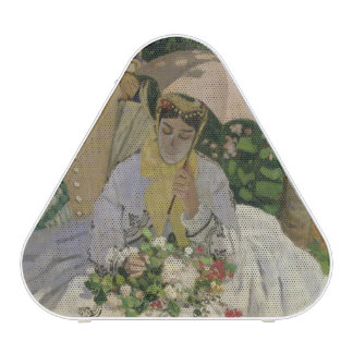 Claude Monet   Women in the Garden Speaker