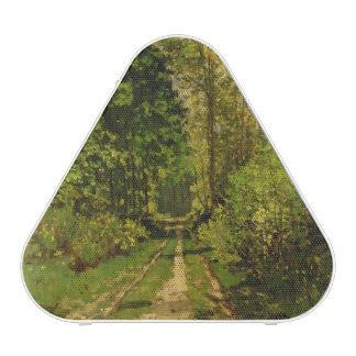 Claude Monet | Wooded Path Speaker