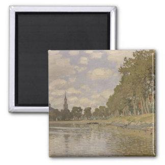 Claude Monet | Zaandam 1871 Magnet