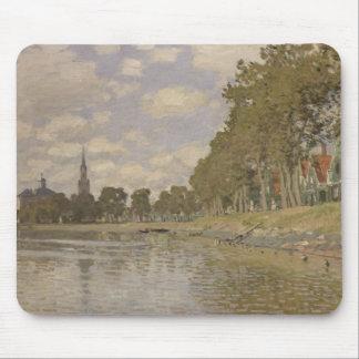 Claude Monet | Zaandam 1871 Mouse Pad
