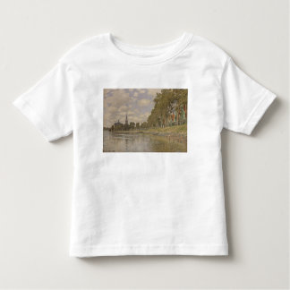 Claude Monet | Zaandam 1871 Toddler T-shirt