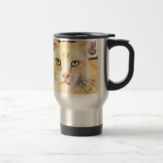 Claude Sketch Travel Mug