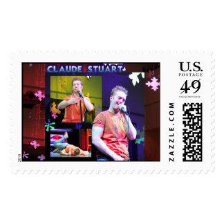 Claude Stuart - Tour stamp II