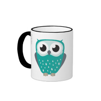 Claude the Little Owl Mug