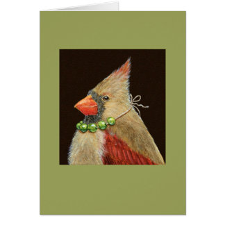 Claudette card