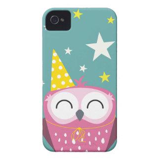 Claudette Party Owl | Blackberry Bold Case