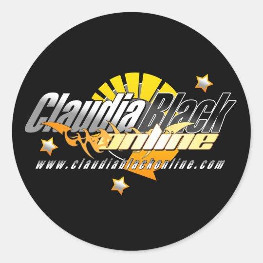 Claudia Black Online dark sticker 03