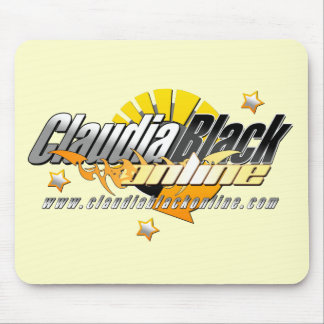 Claudia Black  Online mousepad 02