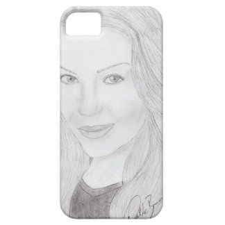 Claudia Christian iphone case