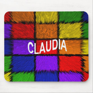CLAUDIA MOUSE PAD