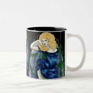 claudia pinup mug