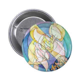 Claudia Ravel 2 Inch Round Button