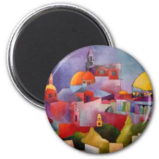 Claudia Ravel 2 Inch Round Magnet