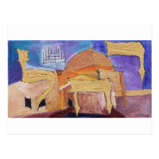 Claudia Ravel Postcard