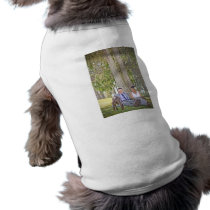 Claudia & Scott's Wedding Doggie T-shirt