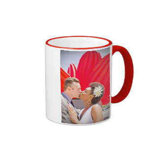 Claudia & Scott's Wedding Mug