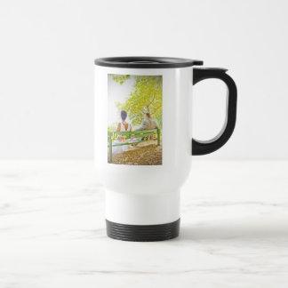 Claudia & Scott's Wedding Travel Mug