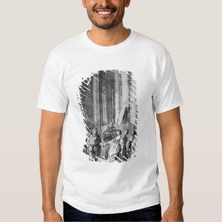 Claudio accusing Hero of faithlessness T Shirt