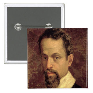 Claudio Monteverdi Pin Cuadrado