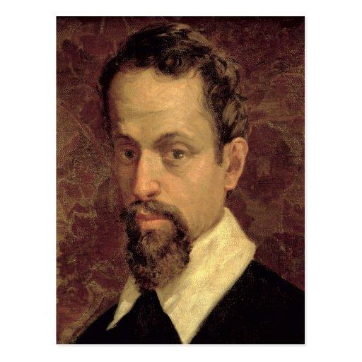 Claudio Monteverdi Post Cards