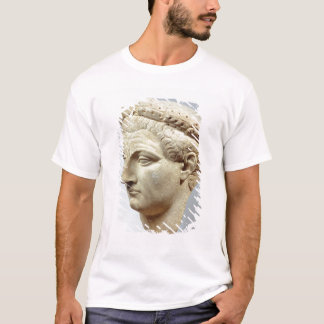 Claudius, marble head, 41-54 AD T-Shirt