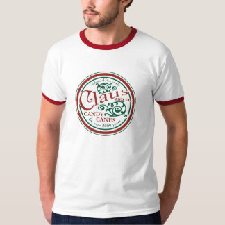 Claus and Co Men's Ringer T-Shirt