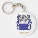 Claus Coat of Arms Key Chain