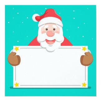 Claus saint card