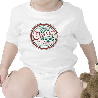 Claus y bebé del Co Camisetas