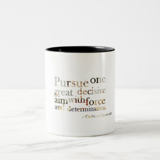 Clausewitz Profile Series Mug -- Force