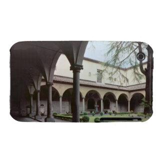 Claustro del convento, reconstruido en 1442 (foto) Case-Mate iPhone 3 coberturas