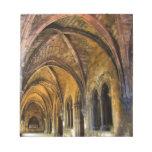 Claustro gótico de la catedral de Lisboa Bloc De Papel