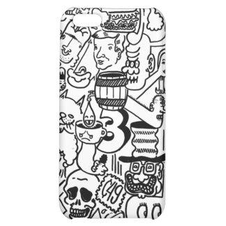 claustrophobic iPhone 5C case