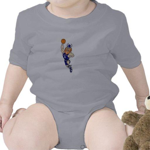 clavada de vikingo traje de bebé