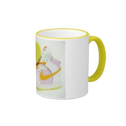 clavadas tazas de café