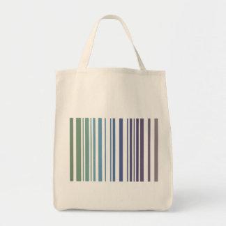 Clave de barras bolsa tela para la compra