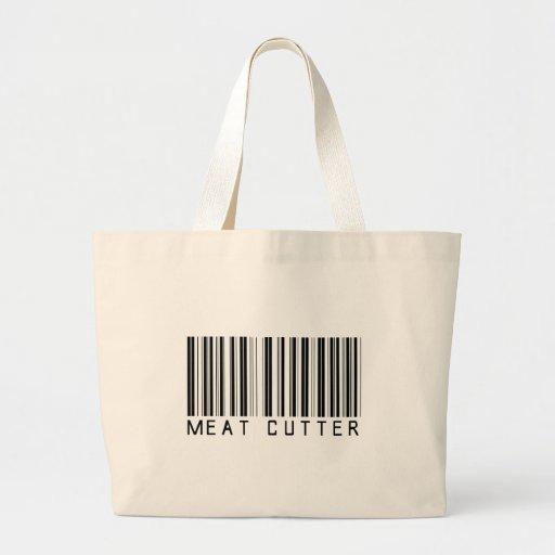 Clave de barras de cortador de la carne bolsa lienzo