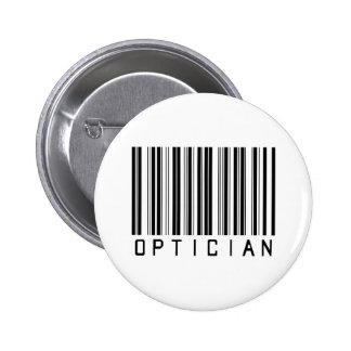 Clave de barras del óptico pin