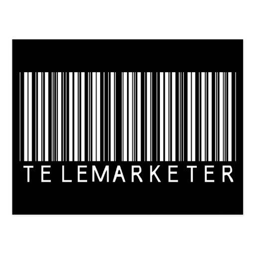 Clave de barras del teleoperador postal