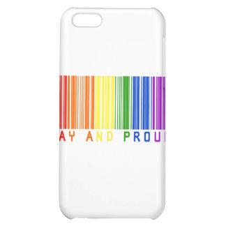 Clave de barras gay y orgullosa