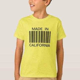Clave de barras genérica hecha en camiseta remeras