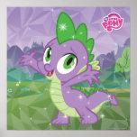 Clave el dragón póster