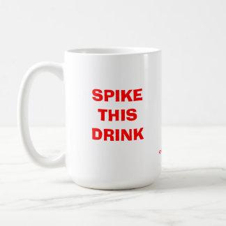 Clave esta bebida taza clásica