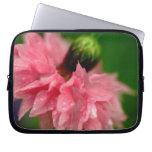 Clavel rosado mangas portátiles