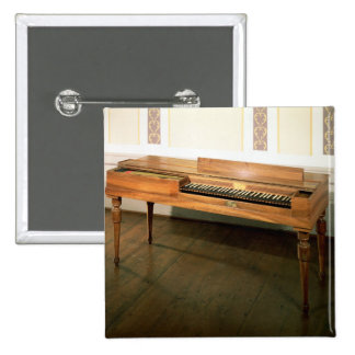 Clavichord, once owned by Franz Joseph Haydn Button