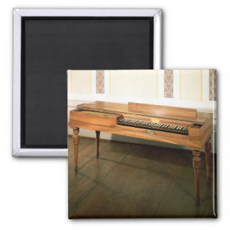 Clavichord, once owned by Franz Joseph Haydn Magnet